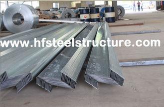 Chine Les panneaux de mur/petit pain ont formé des kits de bâtiments d'acier de construction pour le bâtiment en métal fournisseur