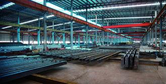 Chine Systèmes de encadrement galvanisés et de peintures électriques d'acier, adjudication structurelle de partie métallique fournisseur