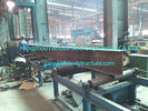 Chine Bâtiments en acier industriels de Clearspan en métal préfabriqués avec de l'acier au carbone de forme de W usine
